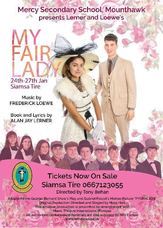 My Fair Lady Poster Final