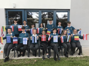 TY European Studies Class of 2019