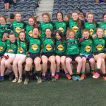 First Year Girls at the Munster blitz