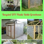 Recycled Plastic Greenhouse Ideas