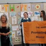 Astrid Longhurst and the Amber flag