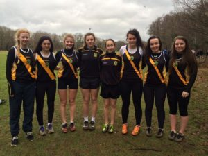 Inter and Senior Girls