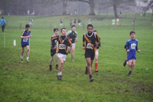 Junior Boys Race