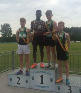 Minor Relay Team