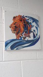 New Art work for our Library