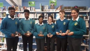 Senior Maths Quiz Winners